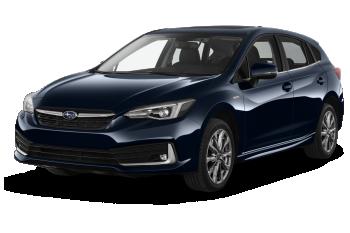 Subaru impreza e-boxer en promotion