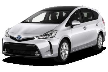 Toyota Prius+ pro 2017 Prius+ pro 136h