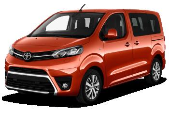 Toyota proace verso electric en promotion