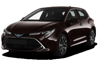 Offre de location LOA / LDD Toyota Corolla hybride
