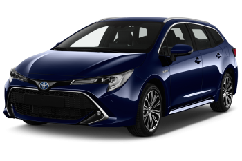 Toyota corolla touring sports hybride my21 en importation