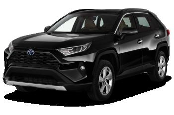 Offre de location LOA / LDD Toyota Rav4 hybride my20