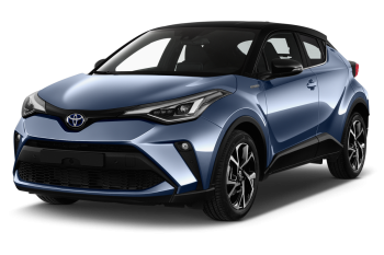 Toyota c-hr hybride mc19 en importation