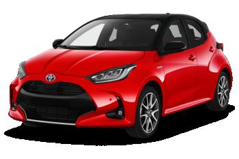 Toyota yaris hybride nouvelle en promotion