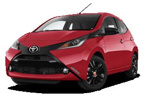 Toyota Aygo 1.0 vvt-i