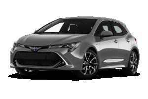 Toyota Corolla hybride 122h