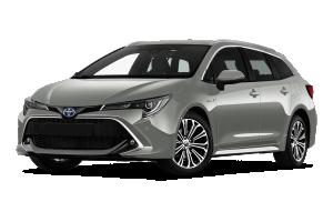 Toyota Corolla touring sports hybride 184h