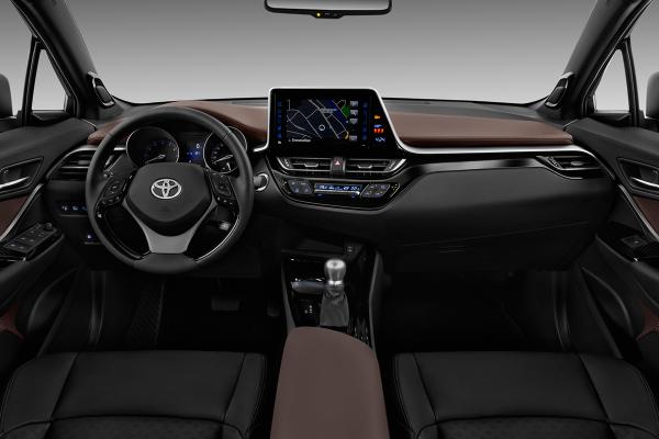leasing toyota c hr hybride 122h distinctive 5 portes. Black Bedroom Furniture Sets. Home Design Ideas