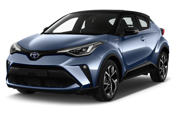 Toyota C-hr hybride mc19