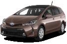 Acheter TOYOTA PRIUS+ PRO 2017 Prius+ Pro 136h Active 5p chez un mandataire auto