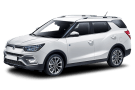Voiture Actyon Ssangyong