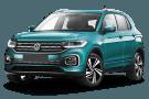 Voiture T-Cross Volkswagen