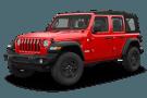 Acheter JEEP WRANGLER Wrangler 2.2 l MultiJet AdBlue 200 ch 4x4 BVA8 Sport 3p chez un mandataire auto