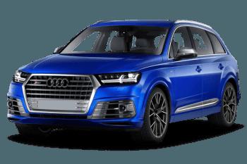 Audi Sq7 V8 4.0 tdi clean diesel 435 tiptronic 8 quattro 5pl