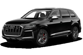 Audi sq7 neuve