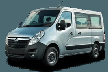 Opel Movano combi C3500 l2h2 2.3 cdti 145 ch bi-turbo start/stop