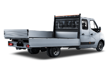 Opel Movano chassis double cabine benne Movano chassis double cab benne d3500 l3h1 2.3 cdti 130 ch