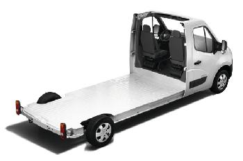 Renault Master plancher cabine Master phc l2+h1 3.5t 2.3 dci 110 e6