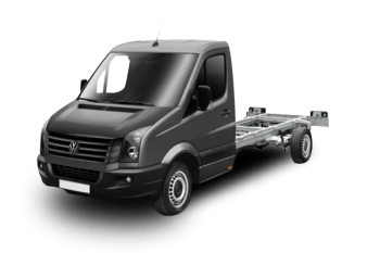 Volkswagen Crafter chassis double cabine Crafter cdc propulsion (rj) 35 l3 2.0 tdi 122ch