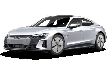 Audi e-tron gt en importation