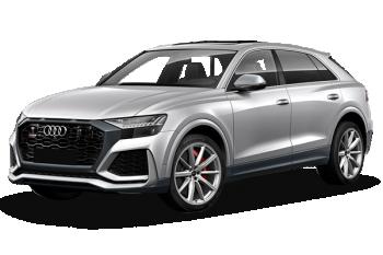 Audi rs q8 en importation