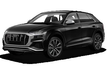 Audi sq8 en importation