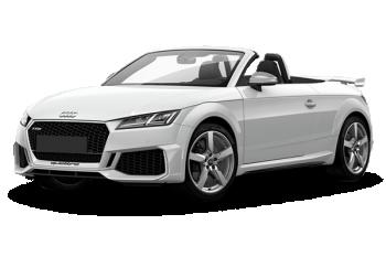 Audi tt rs roadster neuve