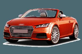 Audi Tts roadster 2.0 tfsi 310 s tronic 6 quattro