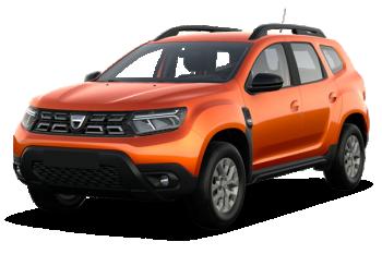 Dacia duster nouveau neuve