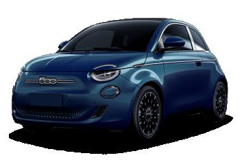 Fiat 500c electrique 500c e 118 ch