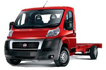 Fiat ducato cabine motrice
