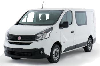 Fiat Talento cabine approfondie euro d-temp Talento ca 1.2 ch1 1.6 multijet 95