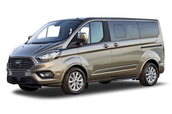 Ford Tourneo custom shuttle 320 l2h1 2.0 ecoblue 170 bva