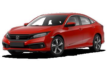 Honda civic 4 portes 2020