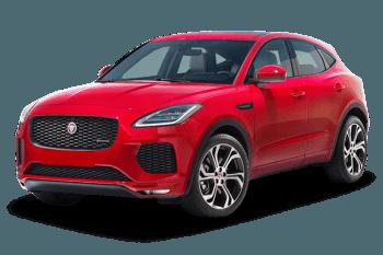 Jaguar e-pace en promotion
