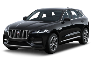 Jaguar f-pace en promotion