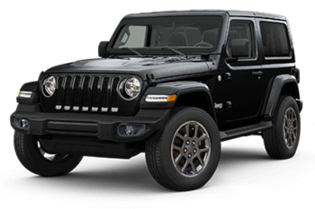 Jeep wrangler my21 en promotion