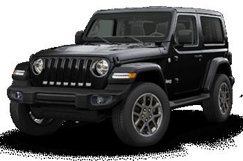 Jeep wrangler my21