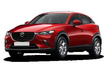 Mazda Cx-3 1.8l skyactiv-d 115 4x2 bva6