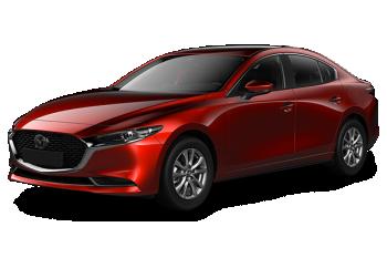 Mazda 3 berline 2020 Mazda3 berline 1.8l skyactiv-d 116 ch bva6