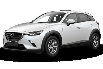 Mazda cx-3 2021 en importation