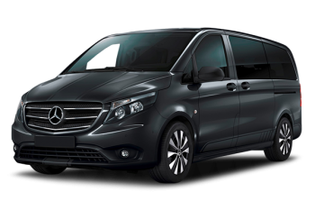 Mercedes Vito tourer Eextra long fwd