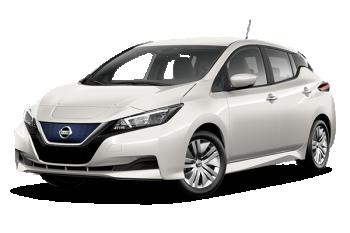 Nissan leaf en importation