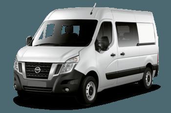 Nissan nv400 cabine approfondie