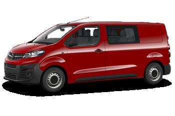 Opel vivaro cabine approfondie