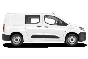 Peugeot Partner cabine approfondie Partner ca bluehdi 100 s&s bvm5