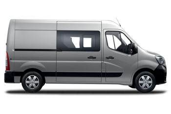 Renault master cabine approfondie