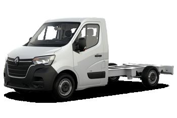 Renault Master e-tech electrique chassis cabine Master electrique cc l2 f3500 r75 - 19 achat integral