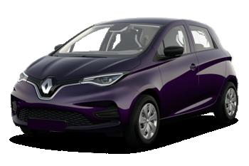 Renault zoe e-tech electrique en importation