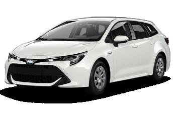 Toyota corolla touring sports hybride